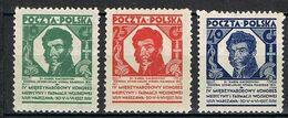 POLOGNE 336 / 338 ** - 1919-1939 République