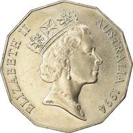Monnaie, Australie, Elizabeth II, 50 Cents, 1994, SUP, Copper-nickel, KM:257 - Monnaie Décimale (1966-...)