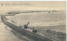 Zeebrugge - Vue Générale Du Môle Et De La Rade - Edition J. Revyn - Zeebrugge