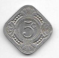 *netherlands Antilles 5 Cent  1965  Km 6   Xf+/ms60 - Antillen (Niederländische)