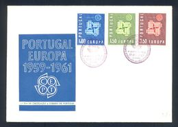 PORTUGAL - Nice Cover For CEPT With Commemorative Cancels And Stamps. - Europa-CEPT