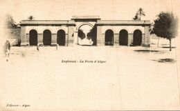 LAGHOUAT LA PORTE D ALGER - Laghouat