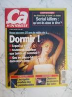 CA M'INTERESSE N° 167 JANVIER 1995 - Livres, BD, Revues