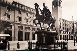 Cartolina - Piacenza - Monumento Ad A. Farnese - 1960 Ca. - Piacenza