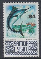 Samoa Mandat  N° 336 XX Série Courante : Poisson Sans Charnière, TB - Samoa