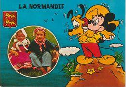 Dinsney  En  Normandie - Disney