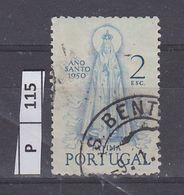 PORTOGALLO      1950Anno Santo 2 E Usato - Used Stamps