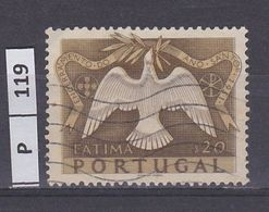 PORTOGALLO      1951Sanno Santo 20 C Usato - Used Stamps