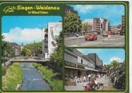 AK 0534  Siegen-Weidenau ( Westfalen ) Um 1980-90 - Siegen