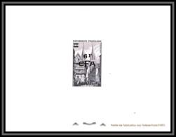 France / Cfa Reunion N°313 Quimper 979 épreuve De Luxe (deluxe Proof) - Epreuves De Luxe