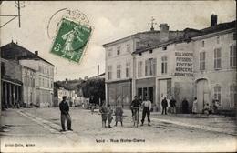 Cp Void Lothringen Meuse, Rue Notre Dame - Altri Comuni