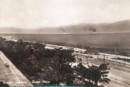 Cartolina - Reggio Calabria - Lungo Mare - 1952 - Reggio Calabria