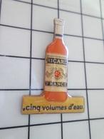 1320 Pin's Pins / Beau Et Rare / THEME : BOISSONS / CINQ VOLUMES D'EAU RICARD APERITIF ANISETTE - Beverages