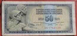 50 Dinara 1968 (WPM 83C) - Jugoslawien