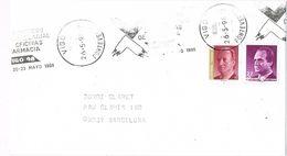 37151. Carta VIGO (Pontevedra) 1998. Congreso Internacional Oficinas De FARMACIA. Apotheke - 1931-Hoy: 2ª República - ... Juan Carlos I