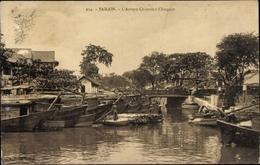 Cp Saigon Cochinchine Vietnam, L'Arroyo Chinois à Choquan - Vietnam