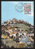 1731/ Carte Maximum (card) France N°1392 Saint-Flour Fdc Premier Jour - 1960-69