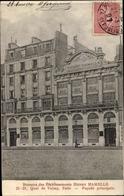 Cp Paris X., Bureaux Des Etablissements Henry Hamelle, Quai De Valmy - France