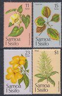 Samoa Mandat  N° 502 / 05 XX Noël, Les 4 Valeurs Sans Charnière, TB - Samoa