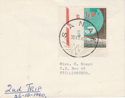 AFRIQUE DU SUD MIGNONETTE DE SANAE 1960 - Francobolli