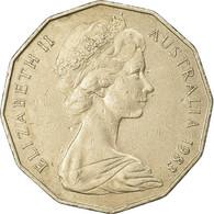 Monnaie, Australie, Elizabeth II, 50 Cents, 1983, TB+, Copper-nickel, KM:68 - Monnaie Décimale (1966-...)