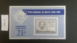 Panama 1964 Wereldtentoonstelling - Panama