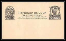 3531/ Cuba Entier Stationery Carte Postale (postcard) N°40 Neuf (mint) Tb - Covers & Documents