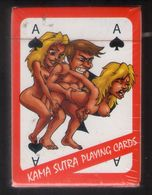 JEU DE CARTES .  KAMA SOUTRA . PLAYING CARDS . NEUF JAMAIS OUVERT - 54 Cartes