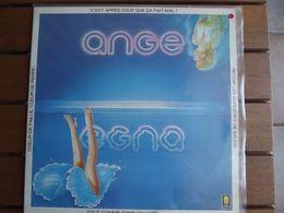 Ange – Egna - 1986 - Rock
