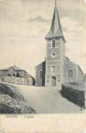 Burdinne - Oteppe - L' Eglise - Burdinne