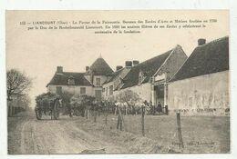 Liancourt (60-Oise) La Ferme De La Faïancerie - Liancourt