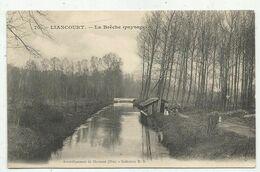 Liancourt (60-Oise) La Brèche - Lavoir - Liancourt
