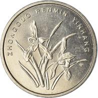 Monnaie, CHINA, PEOPLE'S REPUBLIC, Jiao, 2008, TTB, Stainless Steel, KM:1210b - China
