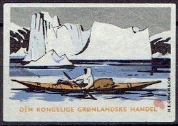 GREENLAND # DEN KONGELIGE GRØNLANDSKE HANDEL - Andere