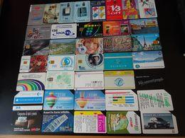 Lot 38 Télécartes Pays Différents - Schede Telefoniche