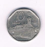 10  CENTAVOS 1996 CUBA /6006/ - Cuba
