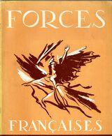 FORCES FRANCAISES   REVUE D INFORMATION  DES F F A   N° 6   -    1952 - Books