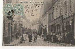 BETHUNE  -  La Rue St Pry (Saint Pry) - Bethune