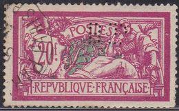 FRANCE, Timbre Avec Perfin - Perforés