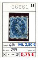 Grossbritannien - Great Britain - Grand Bretagne - Michel 294x X -  Oo Oblit. Used Gebruikt - 1952-.... (Elisabetta II)