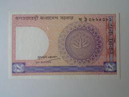 J596.3  Bangladesh 1 Taka   Paper Money - Bangladesch