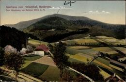 Cp Heubronn Kleines Wiesental Im Schwarzwald, Gasthaus Zum Haldenhof Mit Umgebung - Otros