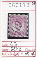 Grossbritannien - Great Britain - Grand Bretagne - Michel 327x  -  Oo Oblit. Used Gebruikt - 1952-.... (Elisabetta II)