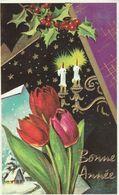 Mignonnette - Bonne Année - Fleurs - Nouvel An