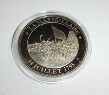 """Médaille """"La Marseillaise - 14 Juillet 1795"""" - Révolution Française 1789-1799 - France"""