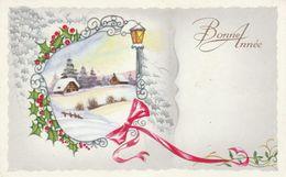 Mignonnette - Bonne Année - Paysage - Nouvel An