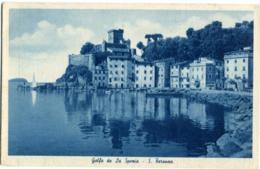 S. SAN TERENZO  LERICI  LA SPEZIA  Il Golfo - La Spezia