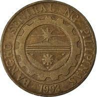 Monnaie, Philippines, 25 Sentimos, 1995, TTB, Laiton, KM:271 - Philippines