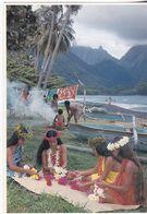 Tahiti - Flowers - Couronneuses - Tahiti