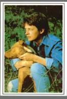 CPM Cinéma - Michael J Fox - N° SL 4077 - Attori